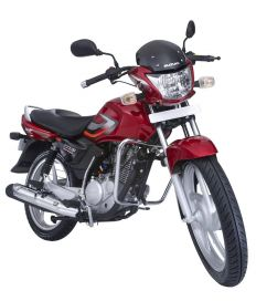 Suzuki Zeus1 Red