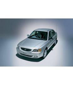 Hyundai Accent Silver