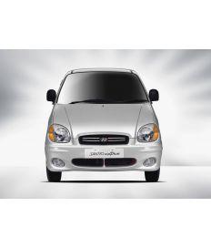 Hyundai Santro Silver