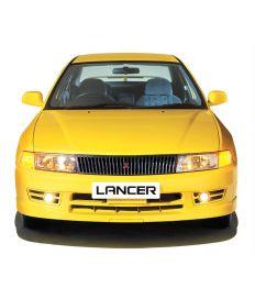 Mistubishi Lancer Yellow