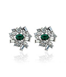 Groupon Tasveer_ Earrings_113011_GREEN