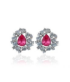 Groupon Tasveer_ Earrings_113013_PINK