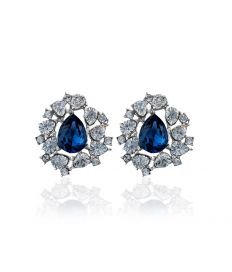 Groupon Tasveer_ Earrings_113012_BLUE