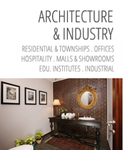 ARCHITECTURE & INDUSTRY